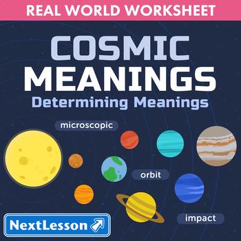 G5 Determining Meanings - 'Cosmic Meanings' Essential: Mars