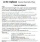 G6 Intensive Pronouns - 'Let Me Emphasize' Essential: Coun