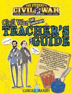 150th Anniversary Civil War Teacher's Guide