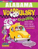 Alabama Vocabulary: Va-Va-Vroom! Social Studies Words From