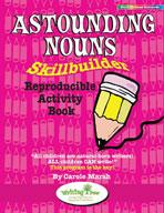 Astounding Nouns Skillbuilder Reproducible Activity Book
