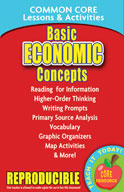 Basic Economic Concepts  Common Core Lessons and Activities