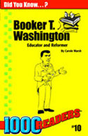 Booker T Washington: Educator and Reformer