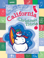 California Christmas Trivia