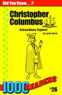 Christopher Columbus: Extraordinary Explorer
