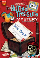 Dear Pirate: The Buried Treasure Mystery