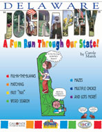 """Delaware """"Jography"""": A Fun Run Through Our State!"""