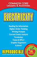 Electricity - Common Core Lessons & Activities