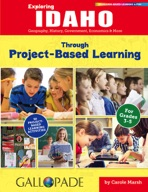 Exploring Idaho Through Project-Based Learning