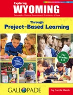 Exploring Wyoming Through Project-Based Learning