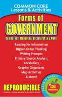 Forms of Government: Democracy, Monarchy, Oligarchy & More