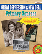 Great Depression & New Deal Primary Sources (eBook)