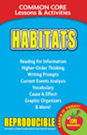 Habitats - Common Core Lessons & Activities