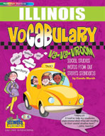 Illinois Vocabulary: Va-Va-Vroom! Social Studies Words Fro