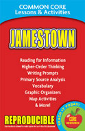 Jamestown  Common Core Lessons and Activities