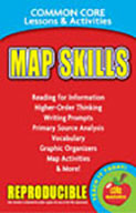 Map Skills - Common Core Lessons & Activities