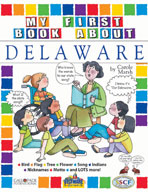 My First Book About Delaware!