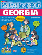 My First Book About Georgia!