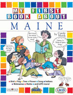 My First Book About Maine!