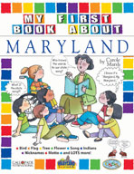 My First Book About Maryland!