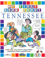 My First Book About Tennessee