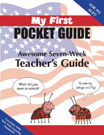 My First Pocket Guide Awesome 7-Week Teacher's Guide