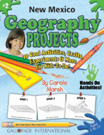 New Mexico Geography Projects