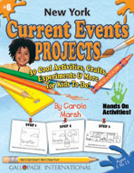 New York Current Events Projects