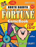 North Dakota Wheel of Fortune!