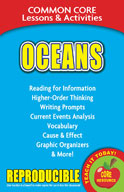 Oceans - Common Core Lessons and Activities