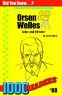 Orson Welles: Actor and Director