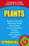 Plants - Common Core Lessons & Activities