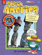 South America: A Continent of Countries of Amazing Proportions!