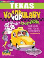 Texas Vocabulary: Va-Va-Vroom! Social Studies Words From O