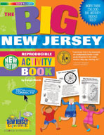 The BIG New Jersey Reproducible Activity Book-New Version