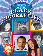 The Best Book of Black Biographies (ebook)