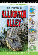 The Mystery in Alligator Alley