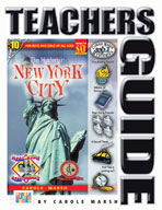 The Mystery in New York City Teacher's Guide