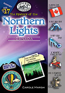 The Mystery of the Northern Lights (Canada)  (eBook)