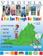 """Virginia """"Jography"""": A Fun Run Through Our State"""