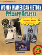 Women In American History Primary Sources Pack