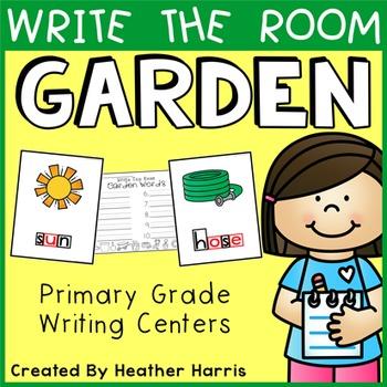 GARDEN Write the Room Kit