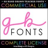 GB Fonts - Growing Bundle