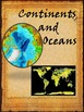 Continents and Oceans - Landforms - Great Explorers - BUND
