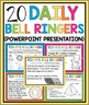 GEOMETRY BELL RINGERS AND TASK CARDS
