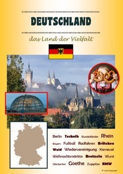 German: Classroom Posters