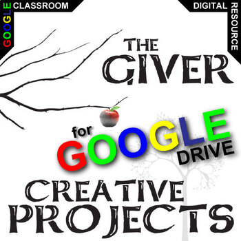 THE GIVER Projects - Creative, Artistic, Differentiated (C