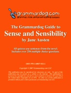 Grammardog Guide to Sense and Sensibility