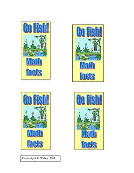 GO FISH GAME