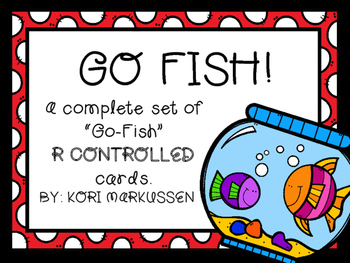 GO FISH r controlled vowels